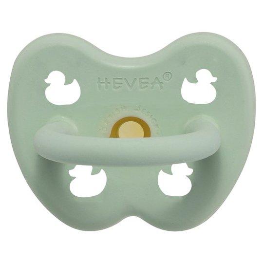 Hevea Naturgumminapp - Mellow Mint, 0-3 mån