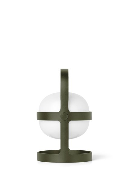 Rosendahl - Soft Spot Solar Lantern Small - Olive Green (26310)