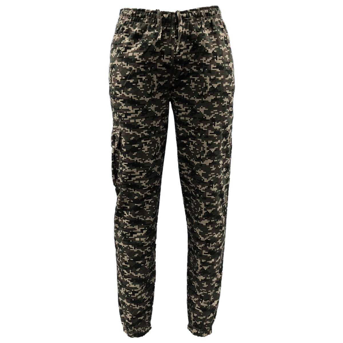 Game Technical Apparel Unisex Joggers Army T_GMJ18 - Digital Woodland S