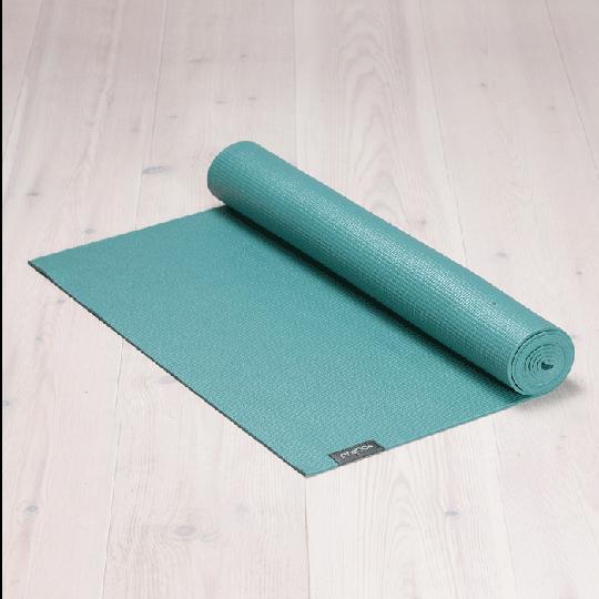 All-round Yoga mat Moss Green, 4 mm