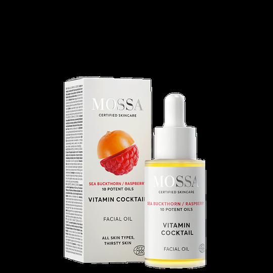 Vitamin Cocktail Facial Oil, 30 ml