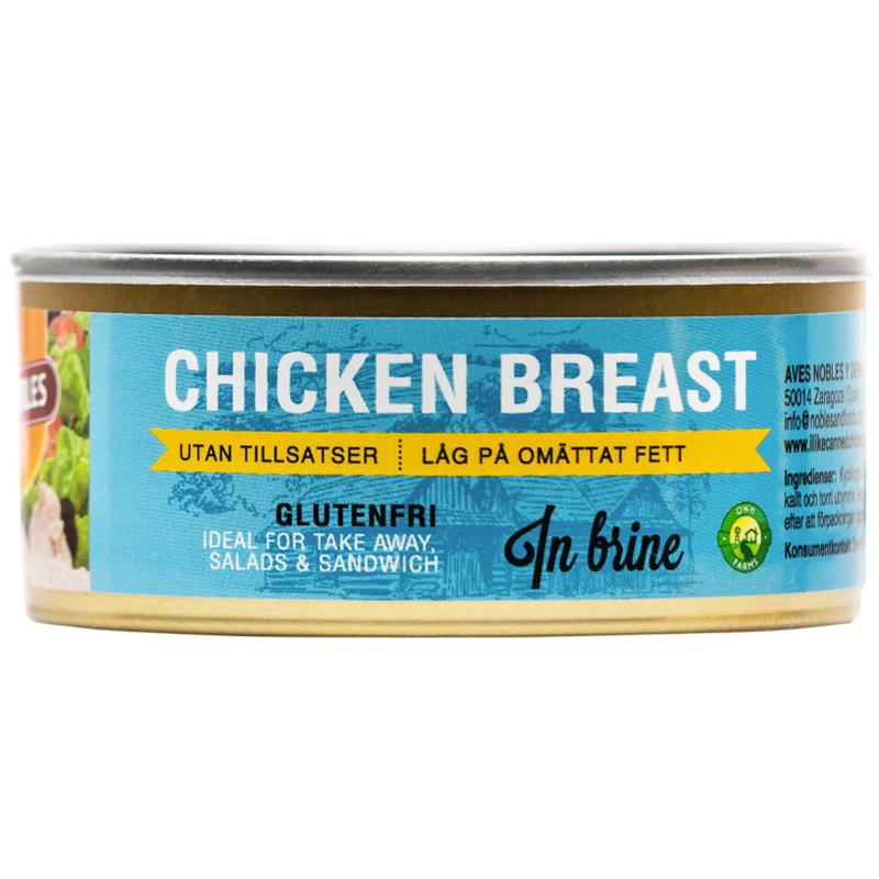 Kycklingbröst Vatten & Salt 155g - 26% rabatt