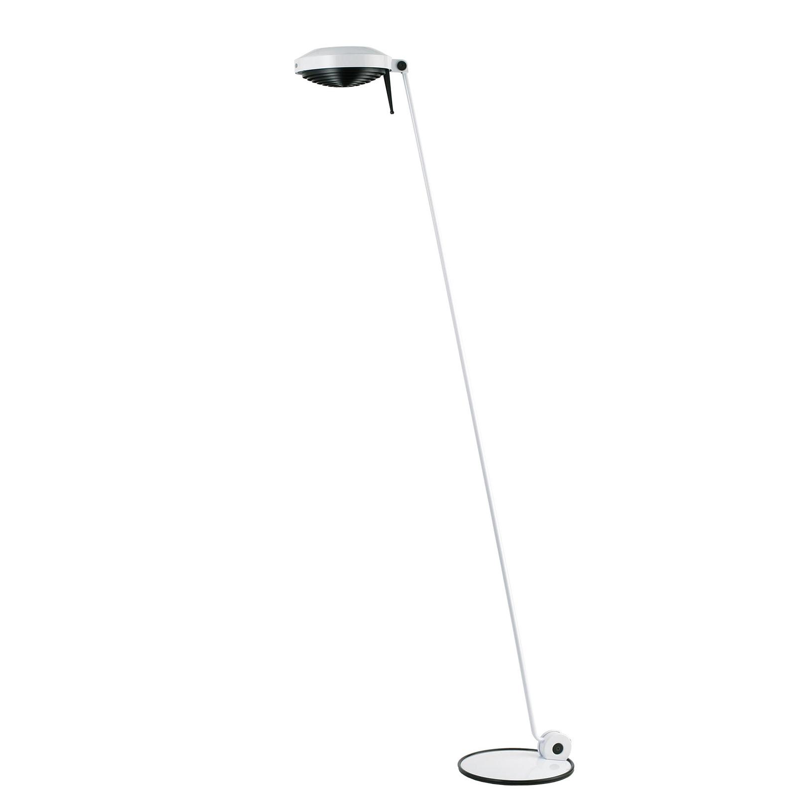 Lumina Elle 1 -LED-lattiavalo 180 cm valkoinen