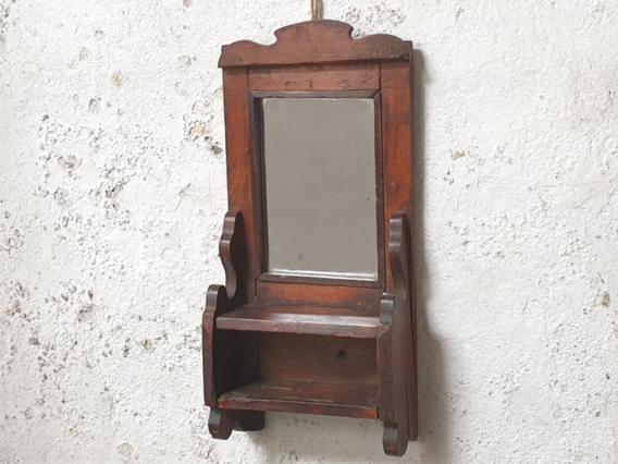 Vintage Bathroom Mirror