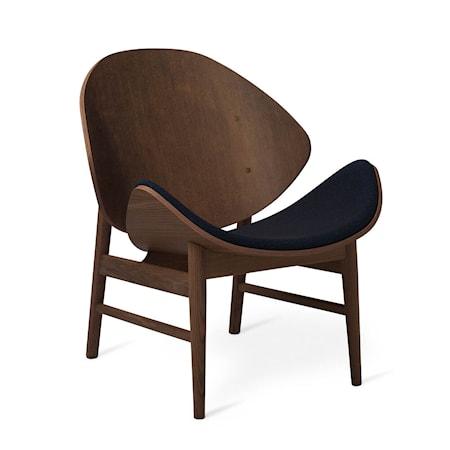 The Orange Lounge Chair S Midnight Blue Smoked Ek
