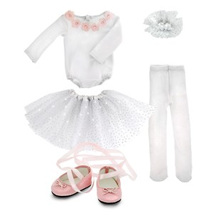 MissMiniMe Prima Ballerina Dock-set 4 - 12 år