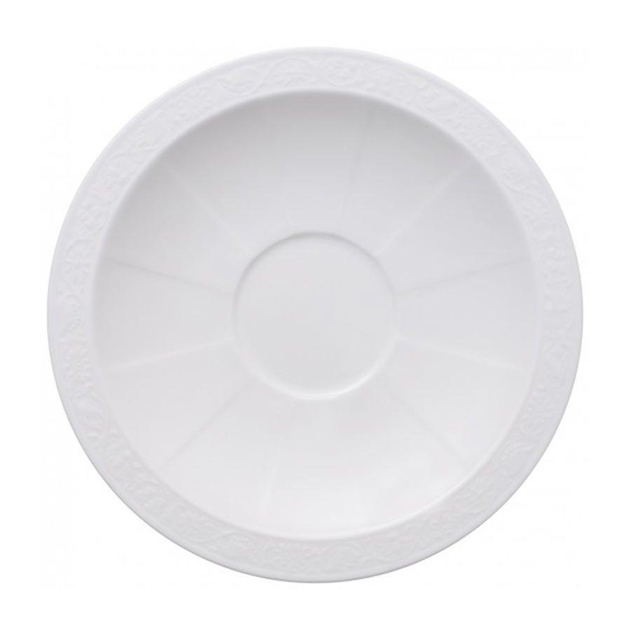 Villeroy & Boch White Pearl Skål T Frokostkopp