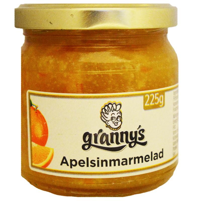 Marmelad Apelsin 225g - 47% rabatt