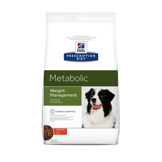 Hill's Prescription Diet Canine Metabolic Weight Management Chicken (1,5 kg)