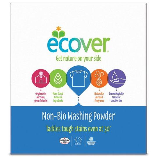 Ecover Tvättmedel pulver, 3 kg