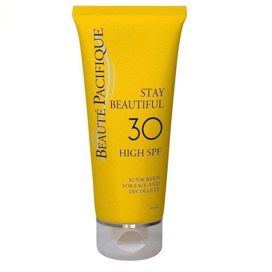 Beauté Pacifique - Stay Beautiful Face Sunscreen 50 ml - SPF 30