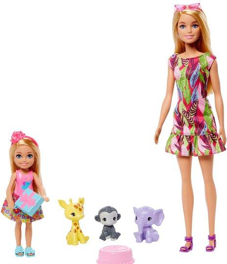 Barbie & Chelsea Lekesett The Lost Birthday