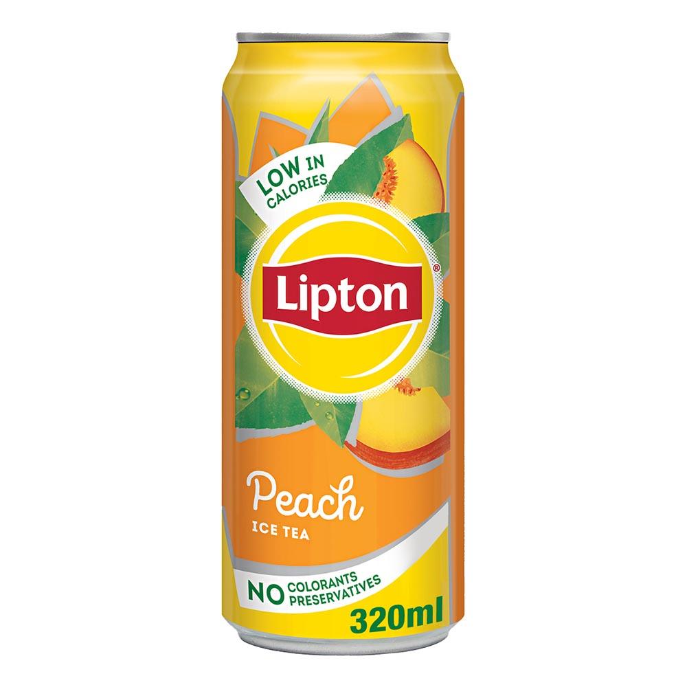 Lipton Ice Tea Peach - 1-pack