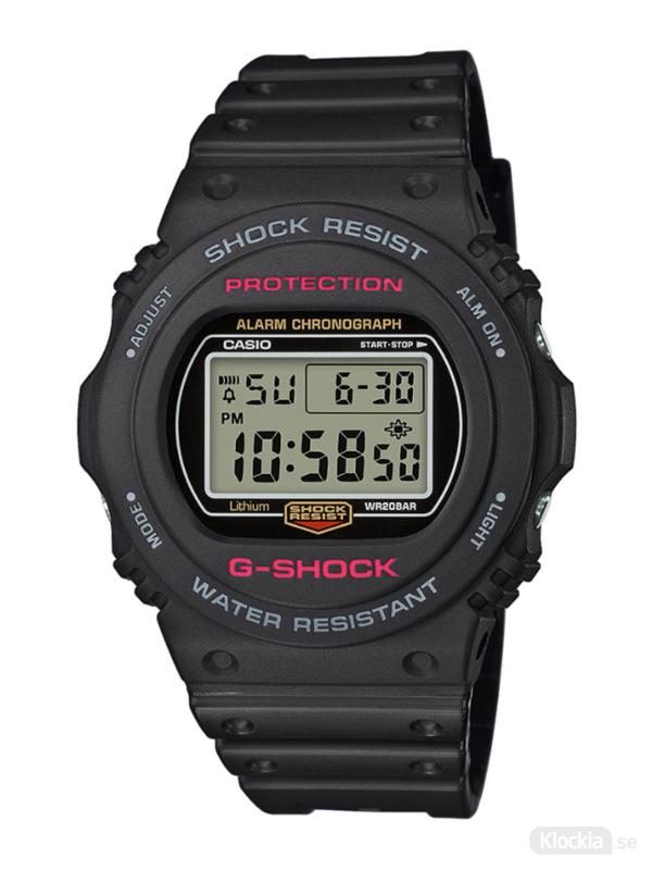 Herrklocka CASIO G-Shock Basic DW-5750E-1ER