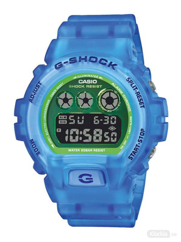 Herrklocka CASIO G-Shock Basic DW-6900LS-2ER