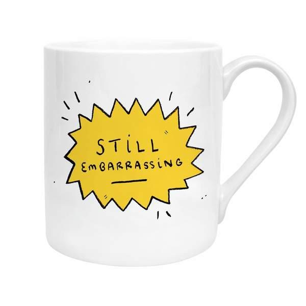 Still Embarrassing Mug