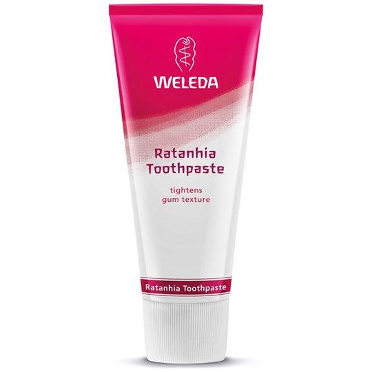 Weleda Ratanhia Toothpaste, 75 ml