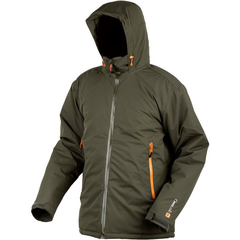 Prologic LitePro Thermo Jacket XL Green - Teknisk og slitesterk jakke
