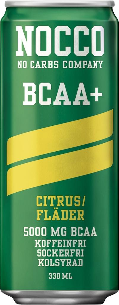 NOCCO Citrus & Fläder 33cl