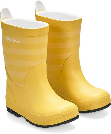 Tretorn Gränna Gummistøvler, Yellow 29