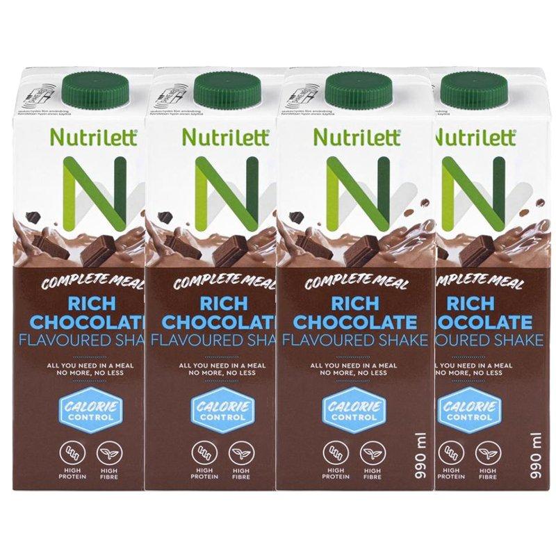 Smoothie Rich Chocolate 4kpl - 50% alennus