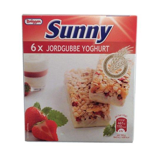 Müslibar jordgubbe & yoghurt - 50% rabatt