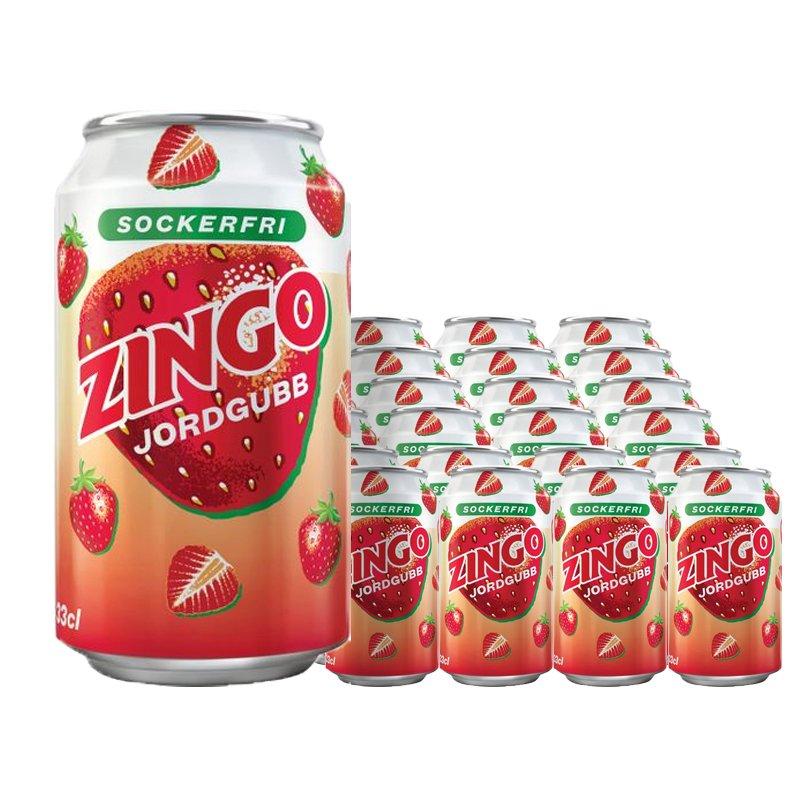 Zingo Jordgubb 24-pack - 20% rabatt
