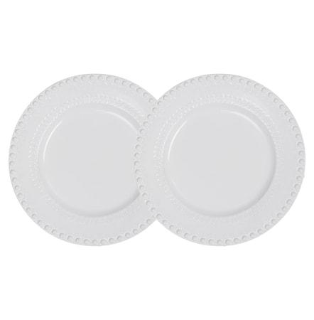 DAISY Middagstallrik White 29 cm 2-pack