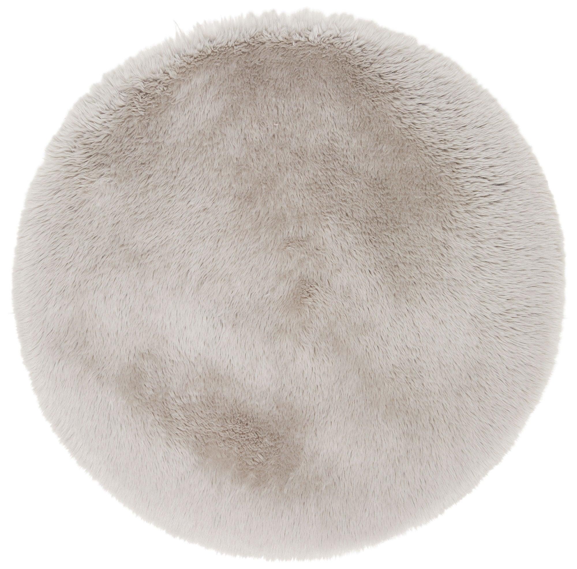 Alice & Fox Matto Fake Fur, Silver