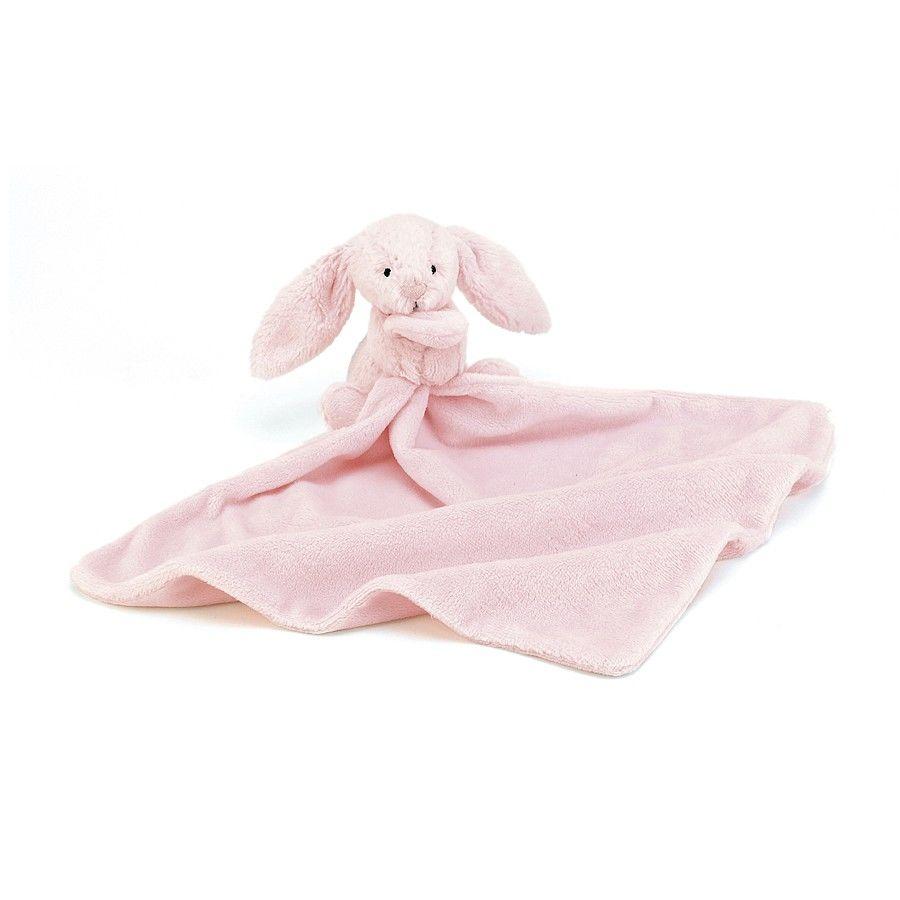 Jellycat Snuttefilt Kanin, Pink