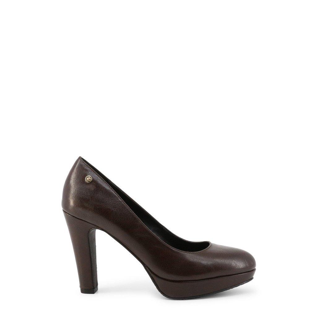 Roccobarocco Women's Heel Brown RBSC0U501 - brown EU 35