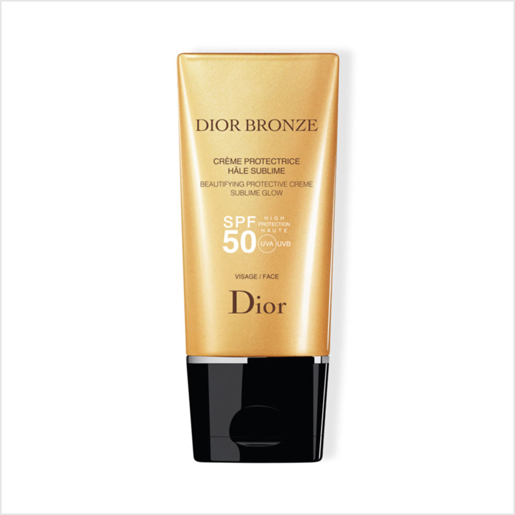 Bronze Beautifying Protective Creme Sublime Glow SPF 50, 50 ML