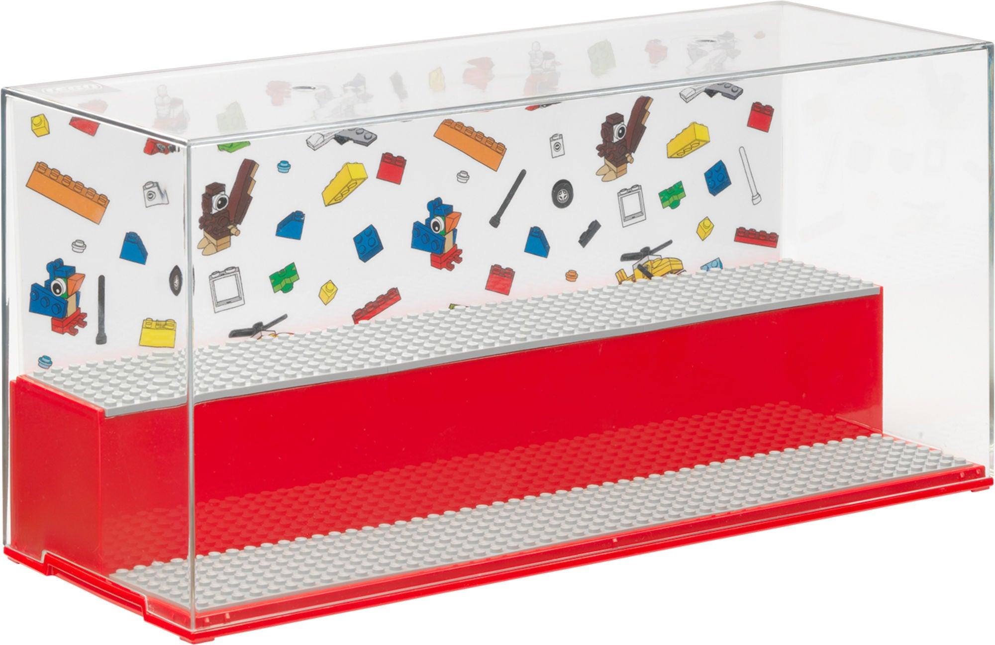 LEGO Vitriini, Punainen
