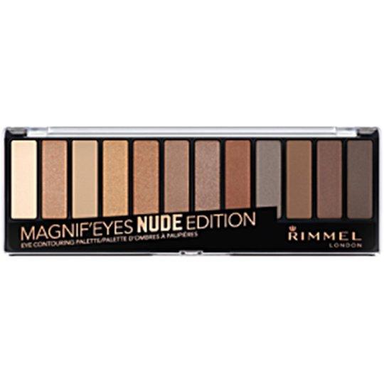 Magnifeyes Eyeshadow Palette, 14 g Rimmel London Luomiväri
