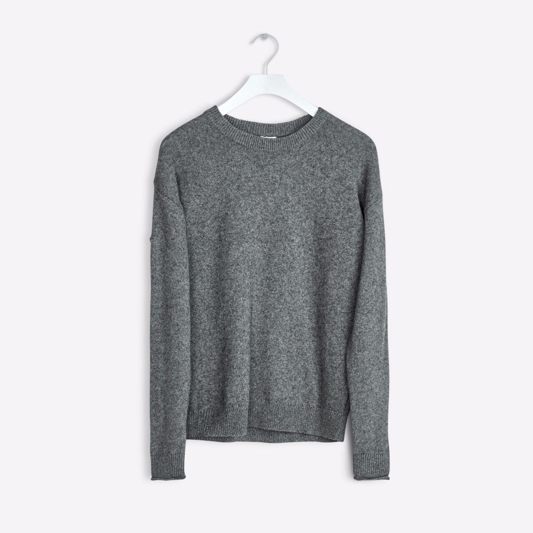 Organic Cotton/Yak Sweater
