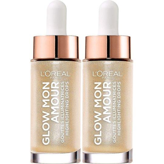 Glow Mon Amour Duo, L'Oréal Paris Highlighter