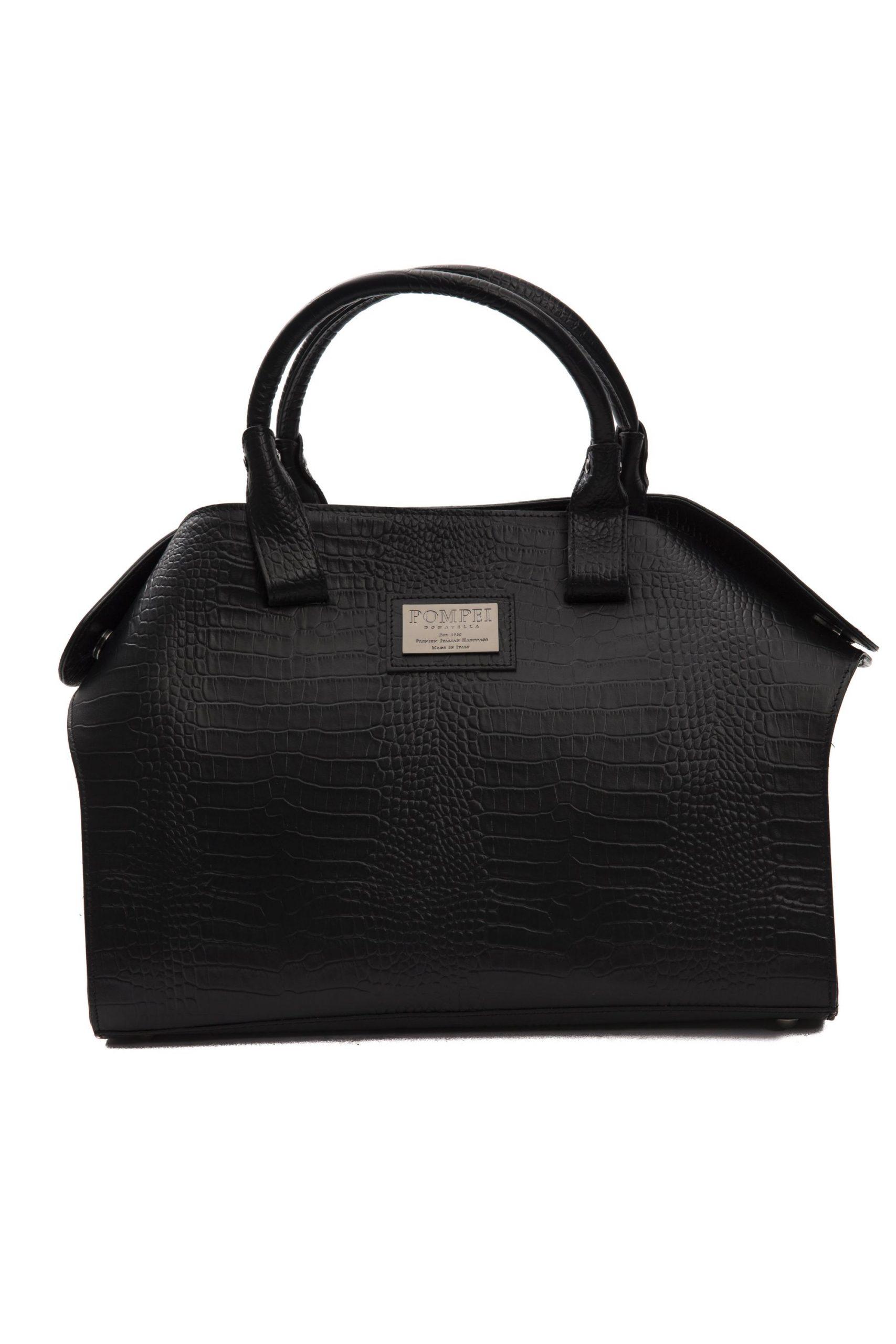 Pompei Donatella Women's Handbag Black PO667722