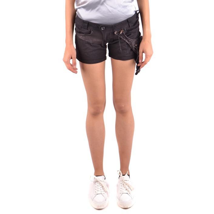 Daniele Alessandrini Women's Short Black 186855 - black 42