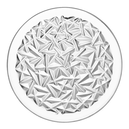 Orrefors - Carat Tallrik 27 cm