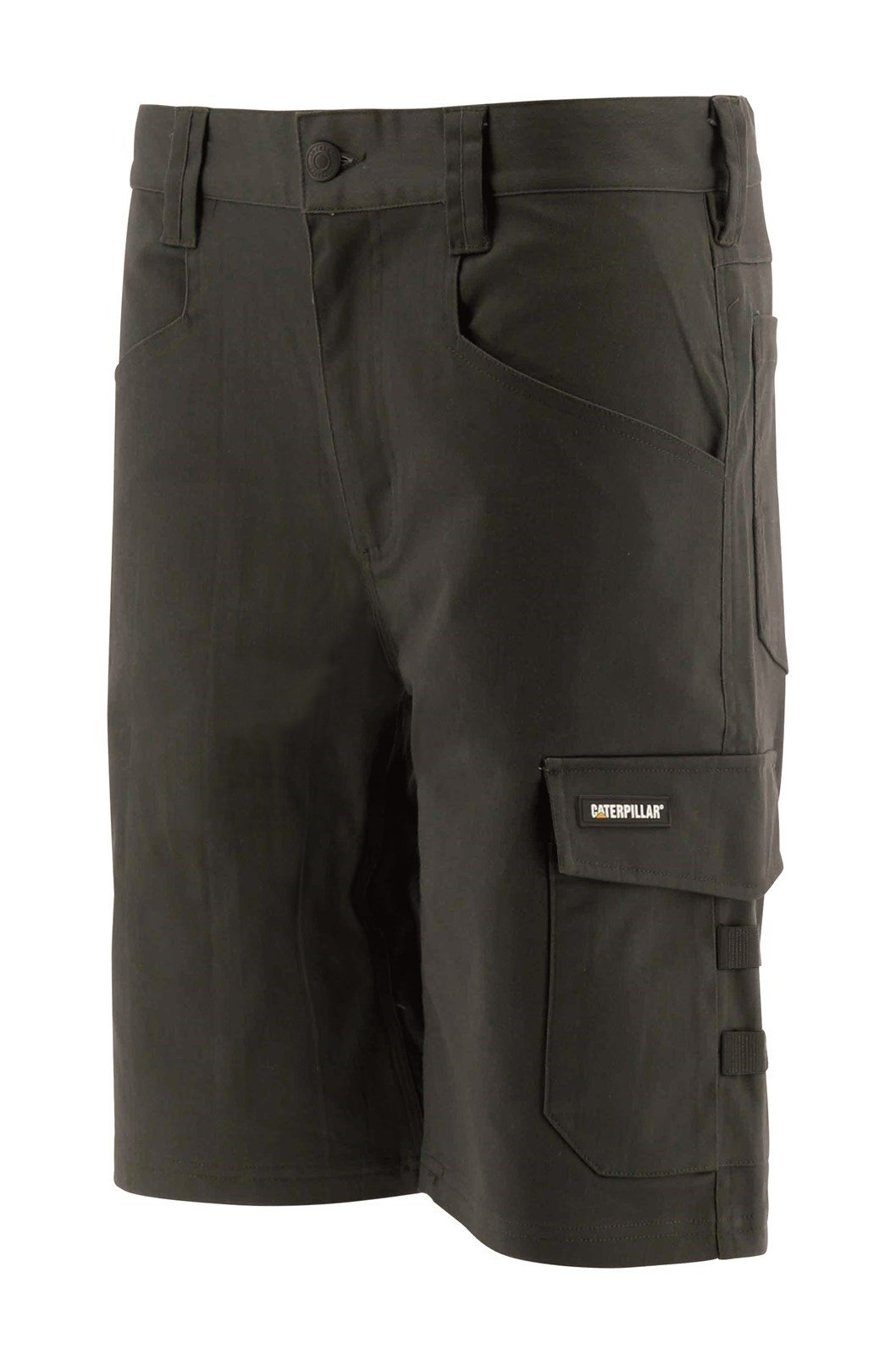 "Caterpillar Unisex Tracker Shorts Black 32224 - Black 30"""