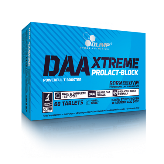 DAA Xtreme Prolact-Block, 60 tabs