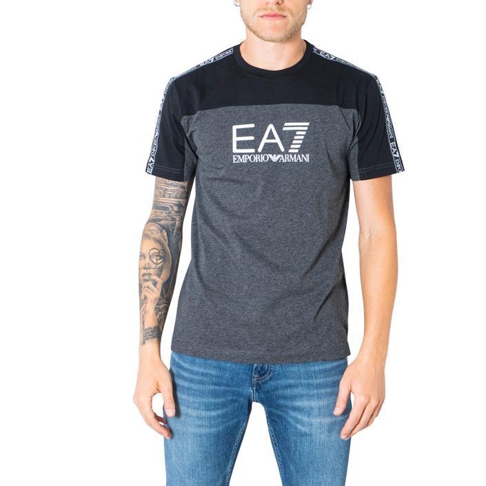 Ea7 Men's T-Shirt Various Colours 305050 - grey S