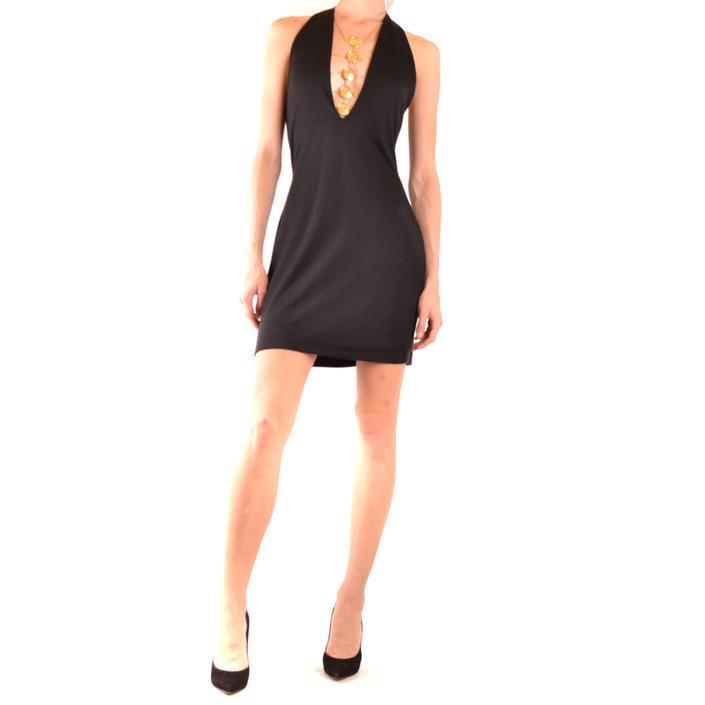Balmain Women's Dress Black 188801 - black 40