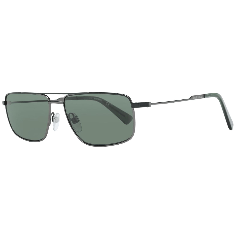 Diesel Men's Sunglasses Gunmetal DL0308 5808R