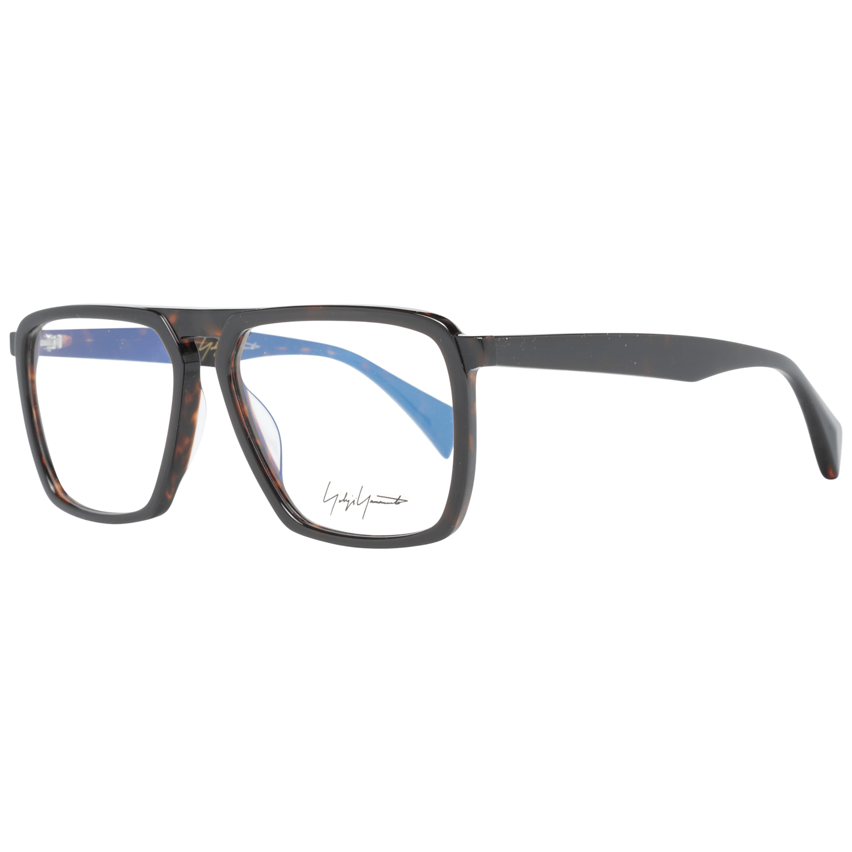 Yohji Yamamoto Men's Optical Frames Eyewear Brown YY1044 56169
