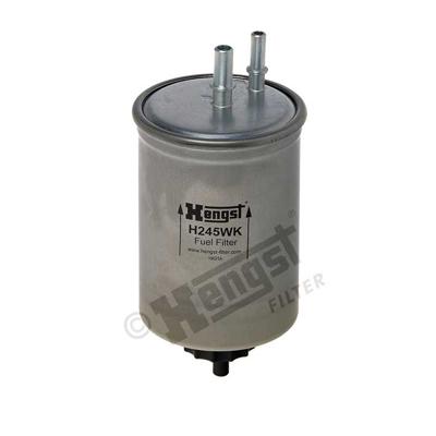 Polttoainesuodatin HENGST FILTER H245WK