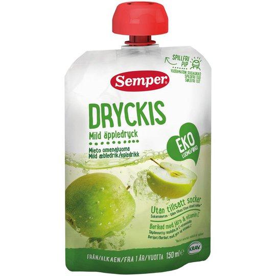 Eko Dryckis Äpple 1 år - 46% rabatt