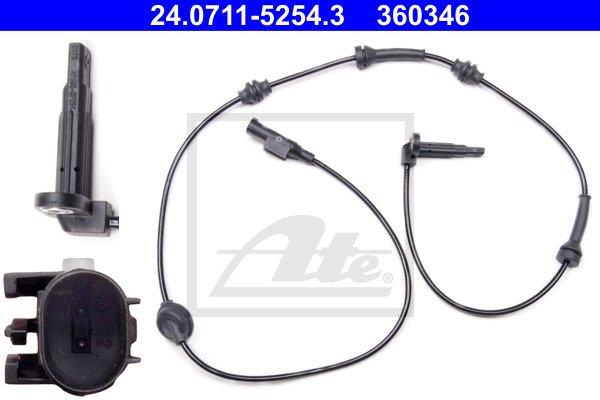 ABS-anturi ATE 24.0711-5254.3