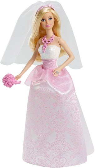 Barbie Dukke Prinsesse Bryllup