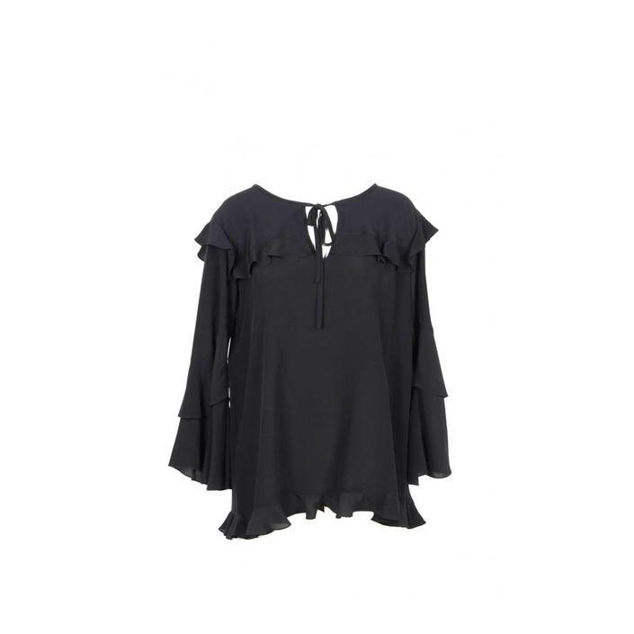 Boutique Moschino Women's Top Black 171848 - black 38